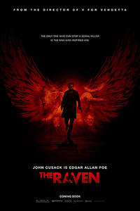 The Raven Movie Poster