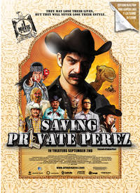 Saving Private Pérez Movie Poster