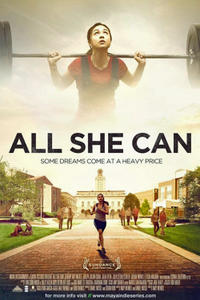 All She Can Movie Poster
