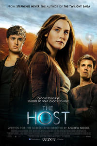 The Host (2013) Movie Poster