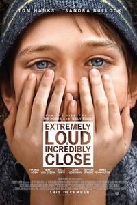 Extremely Loud & Incredibly Close Movie Poster