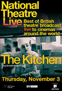 National Theatre Live: The Kitchen Movie Poster