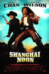 Shanghai Noon Movie Poster