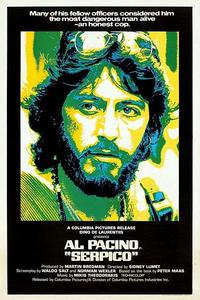 Serpico / 12 Angry Men Movie Poster