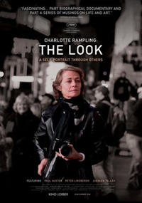 Charlotte Rampling: The Look Movie Poster