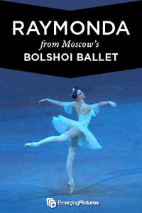 Raymonda - Bolshoi LIVE Movie Poster