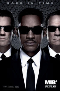 Men in Black III: An IMAX 3D Experience Movie Poster