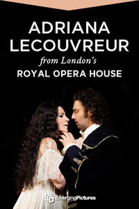 Adriana Lecouvreur: Royal Opera House Movie Poster