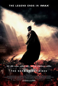 The Dark Knight Rises: The IMAX Experience Movie Poster