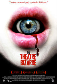 The Theatre Bizarre Movie Poster