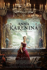 Anna Karenina (2012) Movie Poster