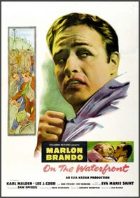 On the Waterfront / The Liberation of L.B. Jones Movie Poster