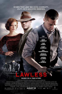 Lawless (2012) Movie Poster