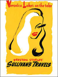 Sullivan's Travels / The Lady Eve Movie Poster