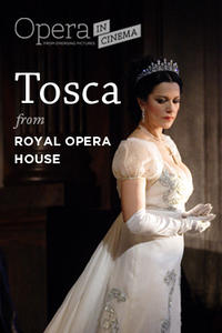 Royal Opera House: Tosca - Encore Movie Poster