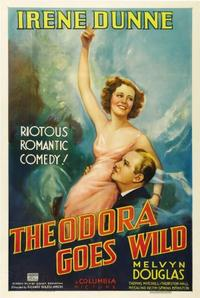 The Good Fairy/Theodora Goes Wild Movie Poster