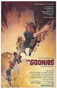 The Goonies / Stand By Me Movie Poster