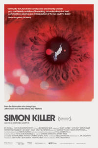 Simon Killer Movie Poster