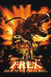 T-Rex: Back to the Cretaceous Movie Poster