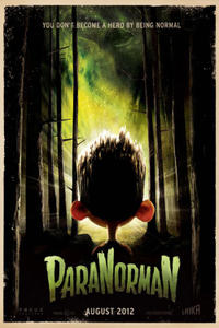 ParaNorman 3D Movie Poster