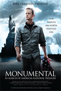 Monumental: In Search of America's National Treasure Movie Poster