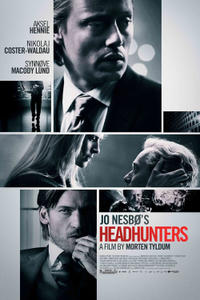 Headhunters Movie Poster