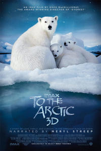 To the Arctic IMAX 3D Movie Poster