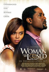 Woman Thou Art Loosed: On the 7th Day Movie Poster