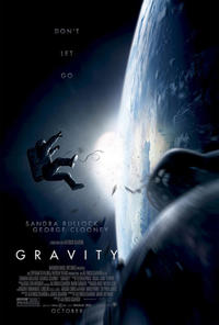 Gravity: An IMAX 3D Experience Movie Poster
