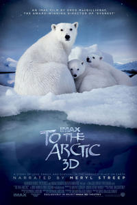 To the Arctic IMAX  Movie Poster