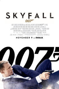 Skyfall: The IMAX Experience Movie Poster