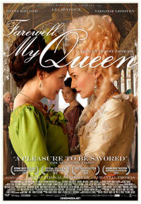 Farewell, My Queen Movie Poster