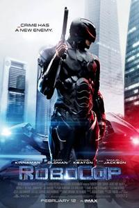 RoboCop (2014) Movie Poster