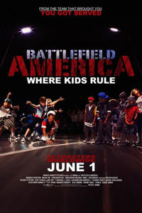 Battlefield America Movie Poster