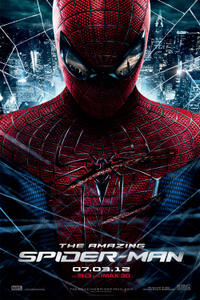 The Amazing Spider-Man: An IMAX 3D Experience (2012) Movie Poster