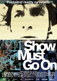 The Show Must Go On / Just Between Us Movie Poster