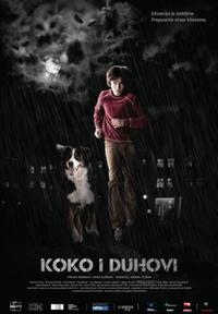 Koko and the Ghosts Movie Poster