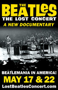 The Beatles: The Lost Concert Movie Poster