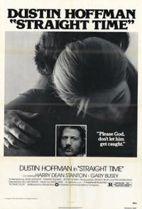 Straight Time / True Confessions Movie Poster