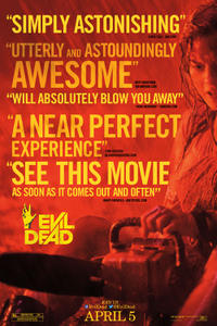 Evil Dead (2013) Movie Poster