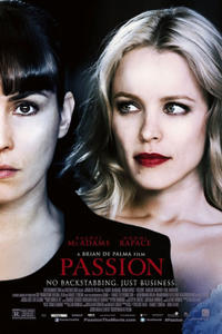 Passion (2013) Movie Poster