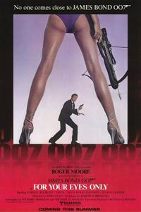 For Your Eyes Only / Octopussy / A View to a Kill Movie Poster