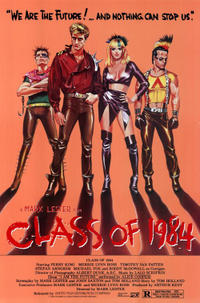 Alamo Drafthouse & Fandango Present – The Summer of 1982: Class of 1984 Movie Poster