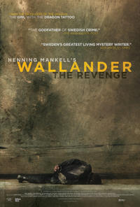 Wallander: The Revenge Movie Poster
