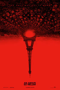 As Above/So Below Movie Poster