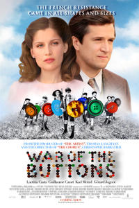War of the Buttons Movie Poster