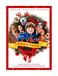All I Want is Christmas Movie Poster