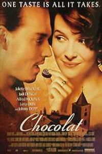 Chocolat (2001) Movie Poster