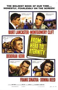 From Here to Eternity / Love is a Many-Splendored Thing Movie Poster