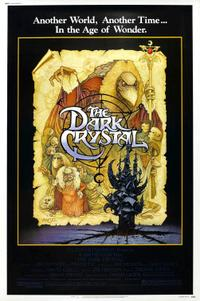 The Dark Crystal 1982 Movie Poster